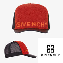 【GIVENCHY】2018AW新作*タオリング キャップ レッド