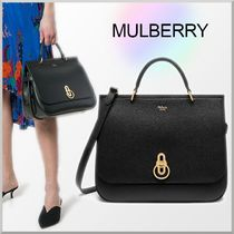 18-19AW★Mulberry アンバリー 2WAY サッチェル バッグ Amberley