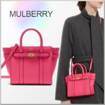 18-19AW★Mulberry マイクロ ジップド Bayswater バッグ 2WAY