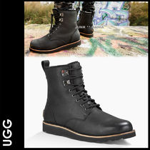 ★追跡&関税込【UGG】MEN'S HANNEN/Black