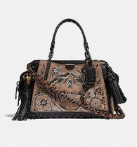 Coach ◆ 36840 Dreamer 21 in Signature Canvas With Tattoo