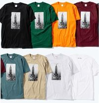 Supreme Mike Kelley The Empire State Building Tee AW 18