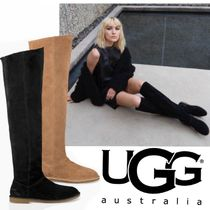 UGG☆'18新作ニーハイレザーブーツLOMA OVER THE KNEE