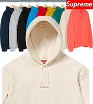 Supreme Trademark Hooded Sweatshirt 18 FW  WEEK 3