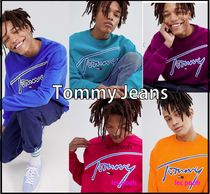 ◆Tommy Jeans◆スウェット/トレーナー 5色