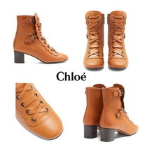 【Chloe】Orson lace-up ankle boots