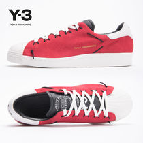 Y-3(ワイスリー) スニーカー 直営アウトレット【Y-3】SUPER KNOT/ AC7482 CHILI PEPPER