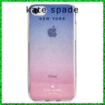 ★kate spade★ Sunset Glitter Ombre iPhone 8 case