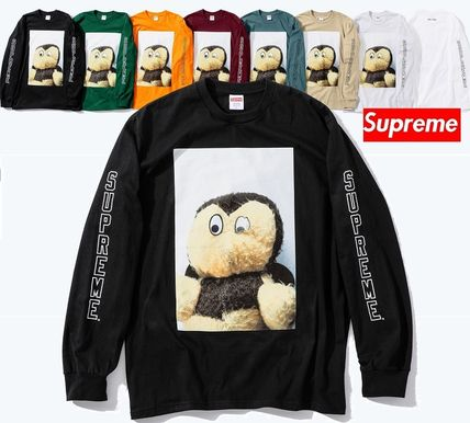 Supreme  Mike Kelley Ahh Youth L/S Tee AW 18 WEEK 3