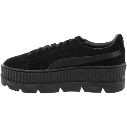 buyma love puma x fenty by rihanna suede cleated creeper 38254760