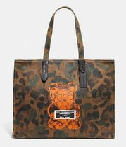 【COACH】 コーチ Vandal Gummy Tote  ☆安心の国内発送☆
