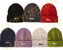 Week3新作!SUPREME18FW★Colored Speckle Beanie