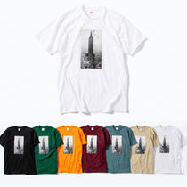 Week3SUPREME18FW★Mike Kelley The Empire State Building Tee