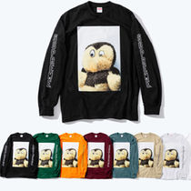 Week3新作!SUPREME18FW★Mike Kelley Ahh Youth L/S Tee