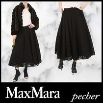 【Max Mara】marilyn lace skirt