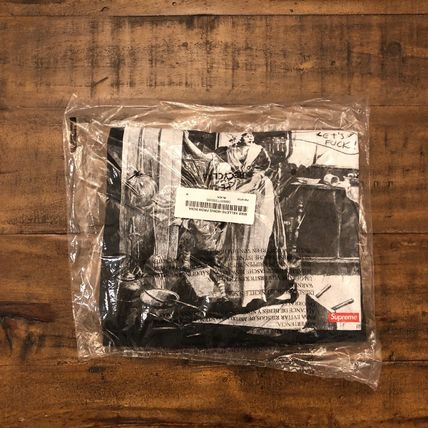 Supreme Tシャツ・カットソー 3 WEEK Supreme FW 18 Mike Kelley Hiding From Indians Tee(4)