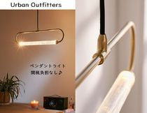 Urban Outfitters★ヘリオス アクリル ペンダント ライト
