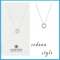 ★Dogeared★Love Knot, Chain Necklace★シルバー
