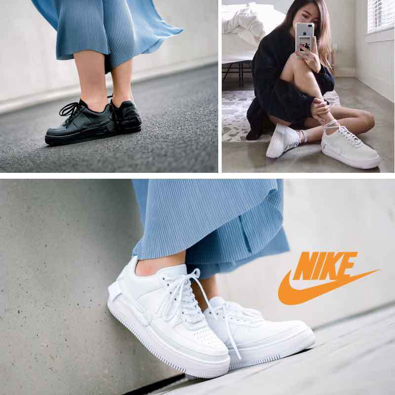 empresario Disponible Muelle del puente  Shop Nike AIR FORCE 1 Casual Style Faux Fur Street Style Plain Low-Top  Sneakers by SoCal | BUYMA