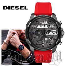★スマホ同期!送料込★Diesel On Full Guard Smartwatch DZT2006