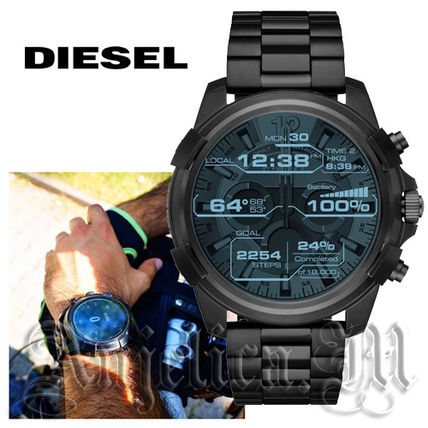 ★スマホ同期!送料込★Diesel On Full Guard Smartwatch DZT2007