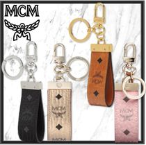 ★イベント/関税込★MCM★KEY RING IN VISETOS ORIGINAL 2色★