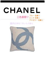CHANEL♡2018AW最新♡クッションカバー