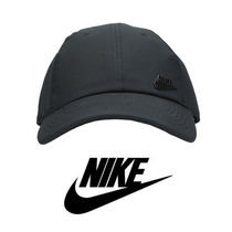 NIKE☆H86 SPORTSWEAR CAP BLACK COTTON