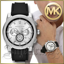 安心ヤマト便★MICHAEL KORS Grayson Chronograph Watch MK8596