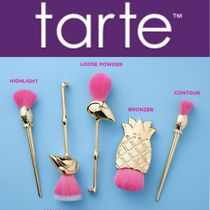 New! Tarte☆let's fla-mingle brush 5本ブラシセット