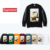 18AW Week3 Supreme Ahh…Youth! L/S Tee S〜XLサイズ