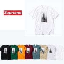 18AW Week3 Supreme The Empire State Building Tee  S〜XL