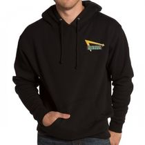 IN-N-OUT(インアンドアウト) パーカー・フーディ IN-N-OUT HOODED PULLOVER SWEATSHIRT ブラック フーディー