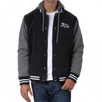 IN-N-OUT(インアンドアウト) ジャケットその他 IN-N-OUT BLACK LETTERMAN  In-N-Out letterman ジャケット