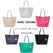 MARC JACOBS【国内発送】Luggage Tag Tote Bag☆全4色☆