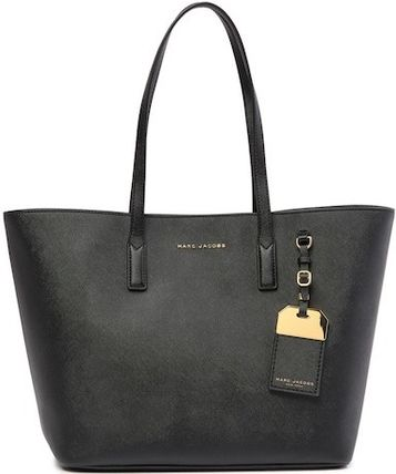 MARC JACOBS トートバッグ MARC JACOBS【国内発送】Luggage Tag Tote Bag☆全4色☆(2)