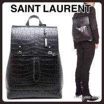 VIP価格★Saint Laurent★SAC DU JOURバックパック