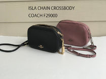 9月新作 COACH★ISLA CHAIN CROSSBODY F25922