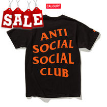 【在庫処分SALE】ANTI SOCIAL SOCIAL CLUB×Undefeated T/S size