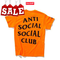 【在庫処分SALE】ANTI SOCIAL SOCIAL CLUB×Undefeated T/Ssize