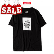 【在庫処分SALE】ANTI SOCIAL SOCIAL CLUB BOX LOGO TEE/XL size