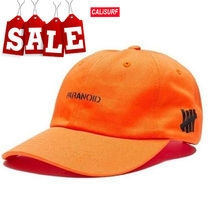 【在庫処分SALE】ANTI SOCIAL SOCIAL CLUB  paranoid cap/ORANGE