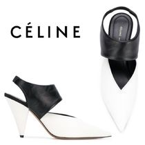 【18AW】★CELINE★pointed toe pumps