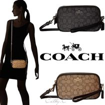 Coach*SALE*クロスショルダー*クラッチSignatureCrossbodyClutch