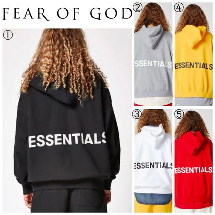 【FEAR OF GOD】☆18-19AW新作☆ Graphic Pullover Hoodie