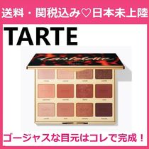 国内未発売 TARTE toasted eyeshadow palette 12色アイカラー
