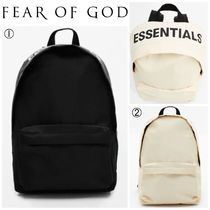 【FEAR OF GOD】☆18-19AW新作☆Graphic Backpack