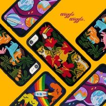 WIGGLE WIGGLE★Embroidery Case 刺繍iPhoneケース
