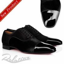 ☆18AW・未入荷☆【Louboutin】Greggo Orlato Flat Oxford Shoes