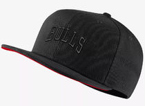 日本未入荷 NBA Hat Chicago Bulls Nike AeroBill.Black